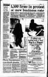 Pinner Observer Thursday 01 November 1990 Page 7