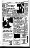 Pinner Observer Thursday 01 November 1990 Page 20