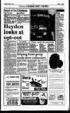 Pinner Observer Thursday 01 November 1990 Page 21