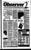 Pinner Observer Thursday 01 November 1990 Page 25