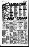 Pinner Observer Thursday 01 November 1990 Page 32