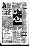 Pinner Observer Thursday 08 November 1990 Page 2