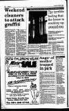Pinner Observer Thursday 08 November 1990 Page 4