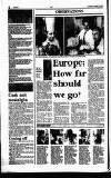 Pinner Observer Thursday 08 November 1990 Page 6
