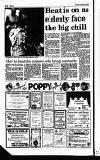 Pinner Observer Thursday 08 November 1990 Page 12