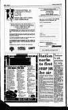Pinner Observer Thursday 08 November 1990 Page 14