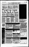 Pinner Observer Thursday 08 November 1990 Page 25