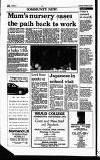 Pinner Observer Thursday 08 November 1990 Page 26