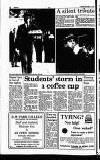 Pinner Observer Thursday 15 November 1990 Page 4