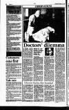 Pinner Observer Thursday 15 November 1990 Page 6