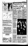Pinner Observer Thursday 15 November 1990 Page 8