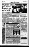 Pinner Observer Thursday 15 November 1990 Page 26