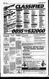 Pinner Observer Thursday 22 November 1990 Page 36