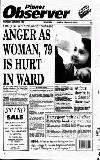 Pinner Observer Thursday 07 January 1993 Page 1