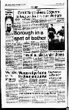 Pinner Observer Thursday 07 January 1993 Page 70