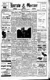 Harrow Observer Thursday 12 January 1950 Page 1