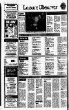 White space in your ad attracts the readers eye Telephone Uxbridge 31711