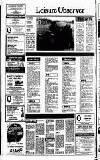 Page 32 OBSERVER Friday, September 26. 1980