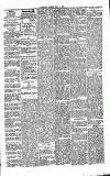 Folkestone Express, Sandgate, Shorncliffe & Hythe Advertiser Saturday 29 June 1889 Page 5