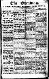 Orcadian Saturday 29 December 1855 Page 1