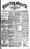 Sporting Gazette Saturday 11 March 1865 Page 1