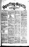 Sporting Gazette Saturday 06 January 1866 Page 1