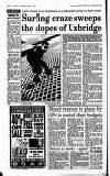 Harefield Gazette Wednesday 04 January 1995 Page 6