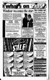 Harefield Gazette Wednesday 04 January 1995 Page 18