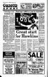 Harefield Gazette Wednesday 04 January 1995 Page 40