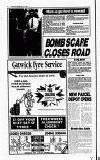 Crawley News Wednesday 18 September 1991 Page 10