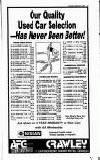 Crawley News Wednesday 18 September 1991 Page 41