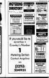 Crawley News Wednesday 18 September 1991 Page 47