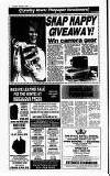 Crawley News Wednesday 02 October 1991 Page 6