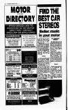 Crawley News Wednesday 09 October 1991 Page 38