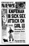 Crawley News Wednesday 06 November 1991 Page 1