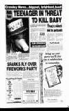 Crawley News Wednesday 06 November 1991 Page 7