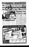 Crawley News Wednesday 06 November 1991 Page 15