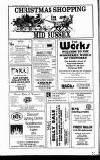 Crawley News Wednesday 20 November 1991 Page 30