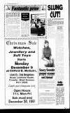 Crawley News Wednesday 04 December 1991 Page 8