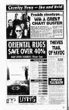 Crawley News Wednesday 11 December 1991 Page 18