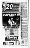 Crawley News Wednesday 11 December 1991 Page 22