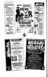 Crawley News Wednesday 11 December 1991 Page 34