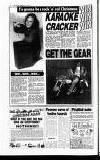Crawley News Wednesday 18 December 1991 Page 6