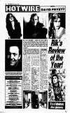 Crawley News Wednesday 08 January 1992 Page 34