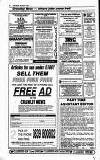 Crawley News Wednesday 08 January 1992 Page 54