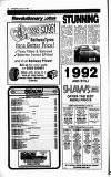 Crawley News Wednesday 15 January 1992 Page 34