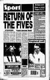 Crawley News Wednesday 15 January 1992 Page 72