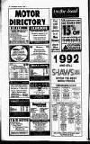 Crawley News Wednesday 29 January 1992 Page 32