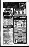 Crawley News Wednesday 29 January 1992 Page 33