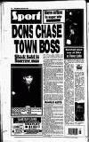 Crawley News Wednesday 29 January 1992 Page 72